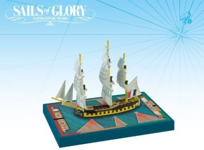 Ares Games Sails Of Glory Ship Pack Hms Orpheus 1780 Board Game