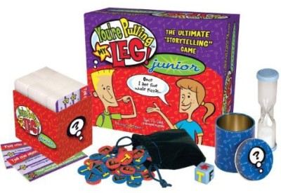 Morning Star Games You,Re Pulling My Legjunior Board Game