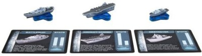 Hasbro Battleship Movie Zapped Edition Game Board Game