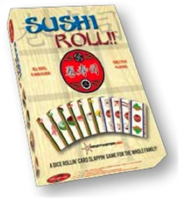 Mindtwister USA Sushi Roll Board Game