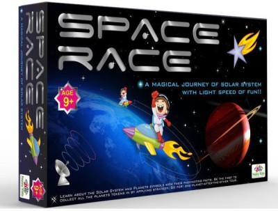 Happy Kidz Space Race Board Game