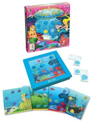 SmartGames Aqua Belle Board Game