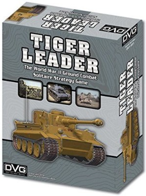 Dan Verssen Games Tiger Leader Board Game