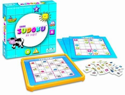 Kod Kod International Games My First Sudoku Board Game