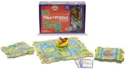 Cranium Talk ,N Tracks Monkey Around Board Game