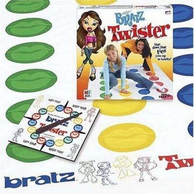 Milton Bradley Twister Bratz Edition Board Game