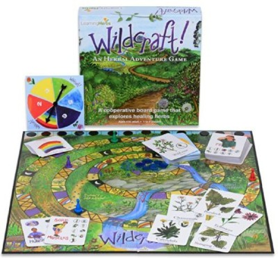 LearningHerbs Wildcraft An Herbal Adventure A Cooperative Board Game