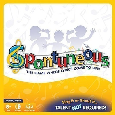 Spontuneous Classic Edition11Inch 3Inch Board Game
