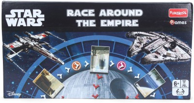 Funskool Race Around The Empire Board Game