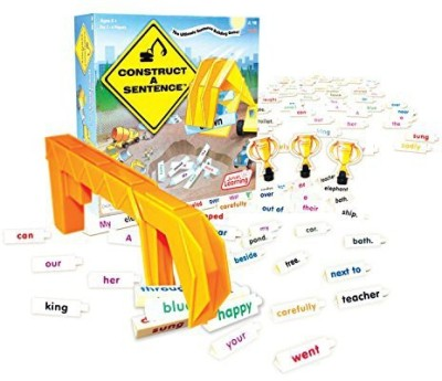 Junior Learning Construct A Sentence Board Game