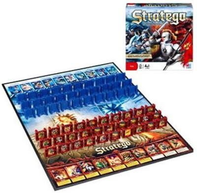 Milton Bradley Stratego Board Game