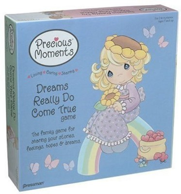 Pressman Toy Precious Moments Board Game