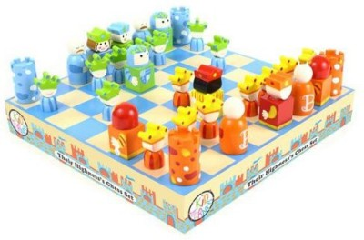 Bead Bazaar Their Highness,S Chess Set Board Game