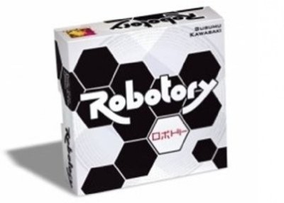 Asmodee Robotory Board Game