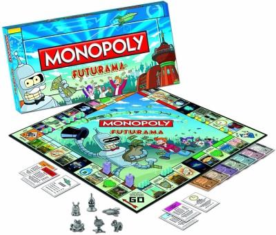 Monopoly Futurama Collector,s Edition Board Game