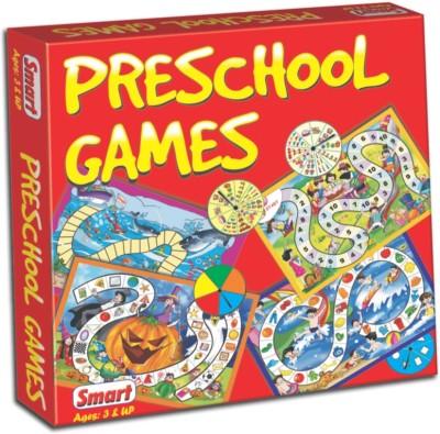 Smart Preschool Games Board Game