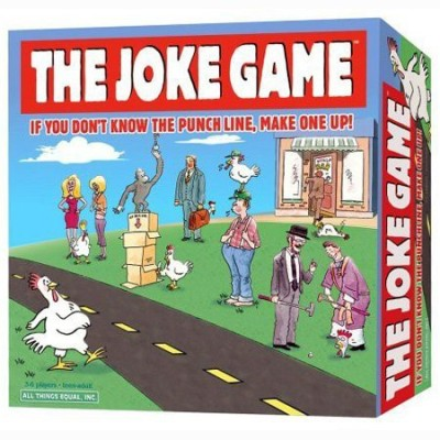 All Things Equal, Inc. The Joke Board Game