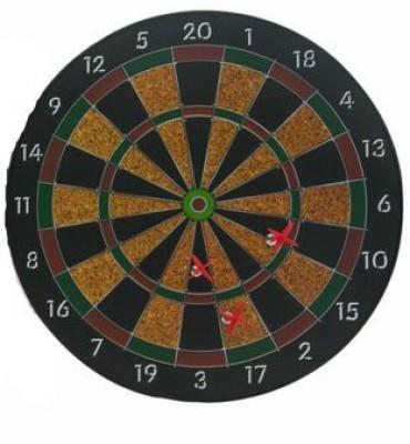 WeGlow International Dart Target 40 Play Set Board Game
