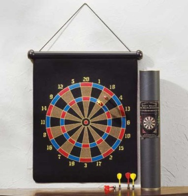 Furniture Creations Magnetic Dart Board Game