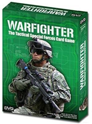 Dan Verssen Games warfighter Board Game