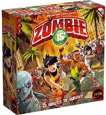 IELLO Zombie 15, Board Game