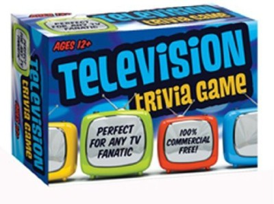 Imagination Television Trivia Board Game