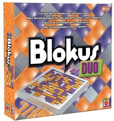 Mattel Games Blokus Duo Game Board Game