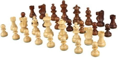 Best Chess Set Morrigan High Quality Weighted Wood Chess Pieces Pieces Board Game