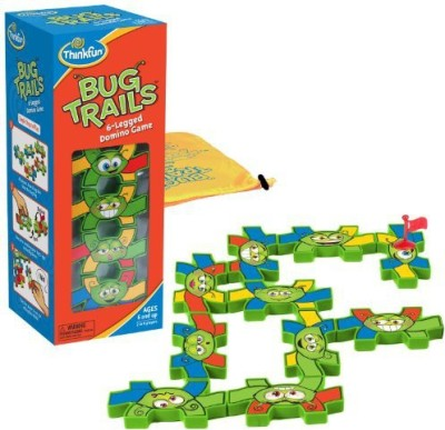 ThinkFun Jr Thinkfun Bug Trails Board Game