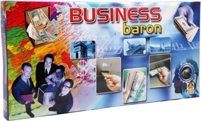 Kids Mandi Techno Business Barron Board Game