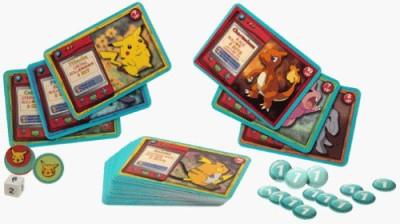 Milton Bradley Pokemon Jr Adventure Board Game