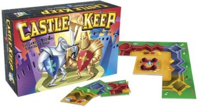 Gamewright Castle Keepthe Of Medieval Strategy And Siege Board Game