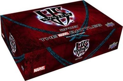 Upper Deck Vs System Marvel Set Board Game