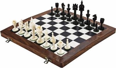 Chessncrafts AI-CNC-BN-3 7.5 cm Chess Board