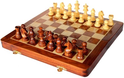 Chessncraft 10 x 10 Fitted Magnetic (CNC-MT-5) Chess Board