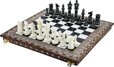 Chessncrafts AI-CNC-BN-1 10 cm Chess Board
