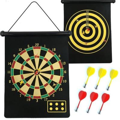 MSE Magnetic board-E5 51 cm Dart Board(Multicolor)