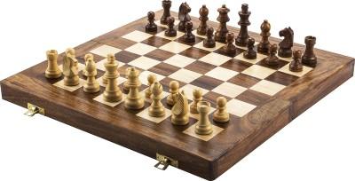 Chessncrafts AI-CNC-T-1 7.5 cm Chess Board