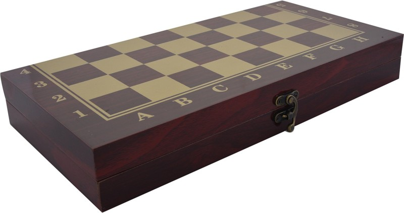 Running world champion polish 34.5 cm Chess Board(Multicolor)
