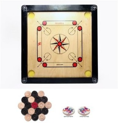 Jd Sports 1111 1.5 inch Carrom Board available at Flipkart for Rs.790