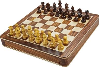 Chessncrafts AI-CNC-MT-3 7 cm Chess Board
