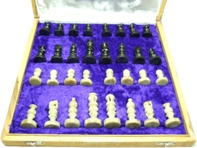 Chessncrafts Stone Set (CNC-SS-1) Chess Board