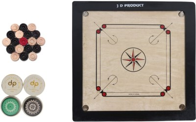 JD Sports 3inch 1.5 inch Carrom Board available at Flipkart for Rs.2499