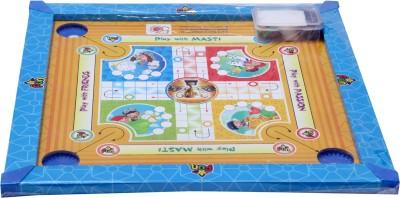 Megaplay Fun 20 inch Carrom Board