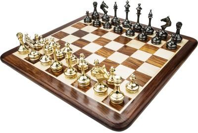 Chessncrafts AI-CNC-BR-13 8 cm Chess Board
