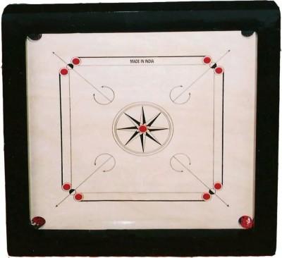 Kasco Full 32 inch Carrom Board(Multicolor)