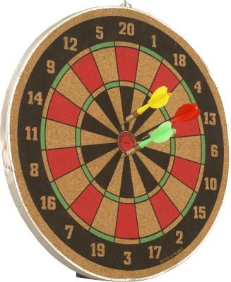 Wood O Plast Dart Board Set 18 inch