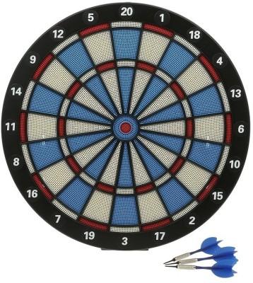 Geologic Plastip 6 inch Archery Board(Multicolor)