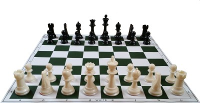 Shatranj Roll Up Tournament 18 inch Chess Board