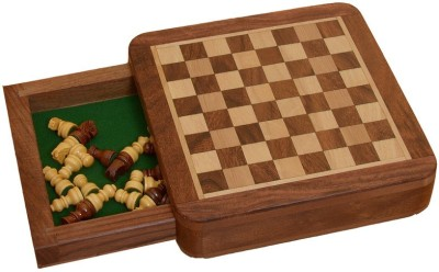 Chessbazaar Magnetic Drawer Loose Chess Board